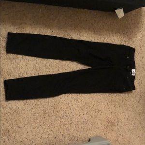 Black Paige jeans